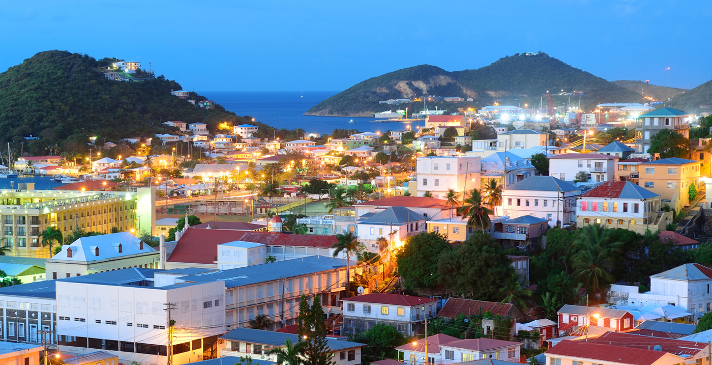 Virgin Islands city