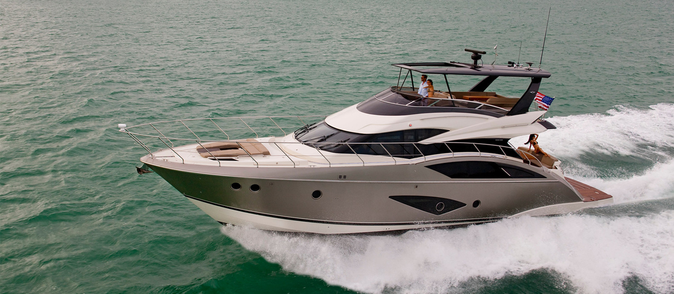 Marquis 660 Sport Yacht