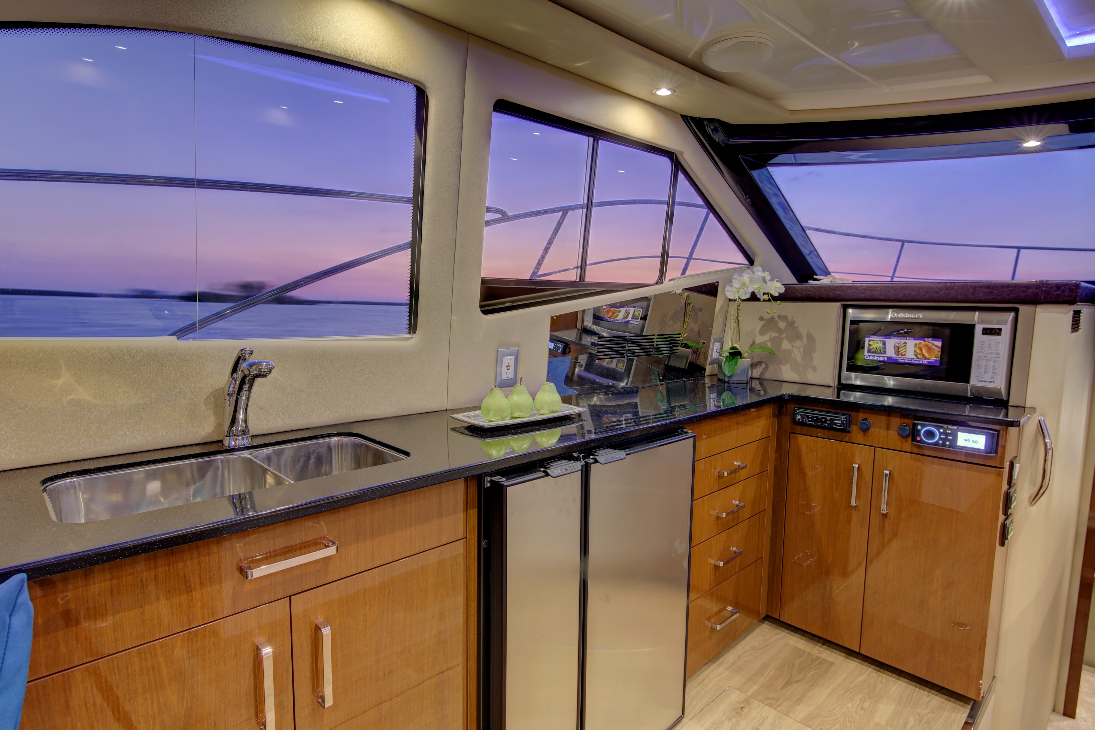 Image 0980: Galley