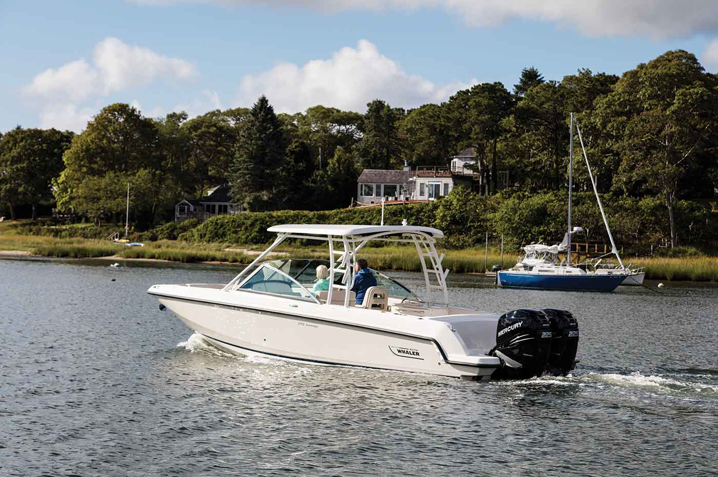 Image 1664: boston whaler 270 vantage