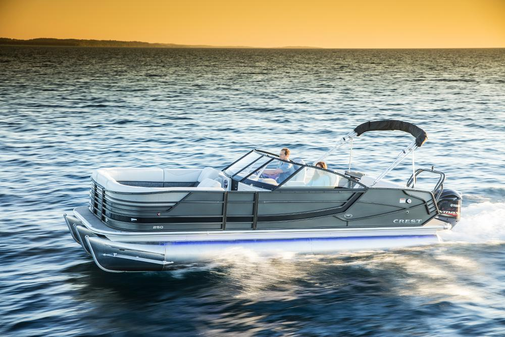 Tritoon Boats For Sale Tom George Yacht Group Tgyg
