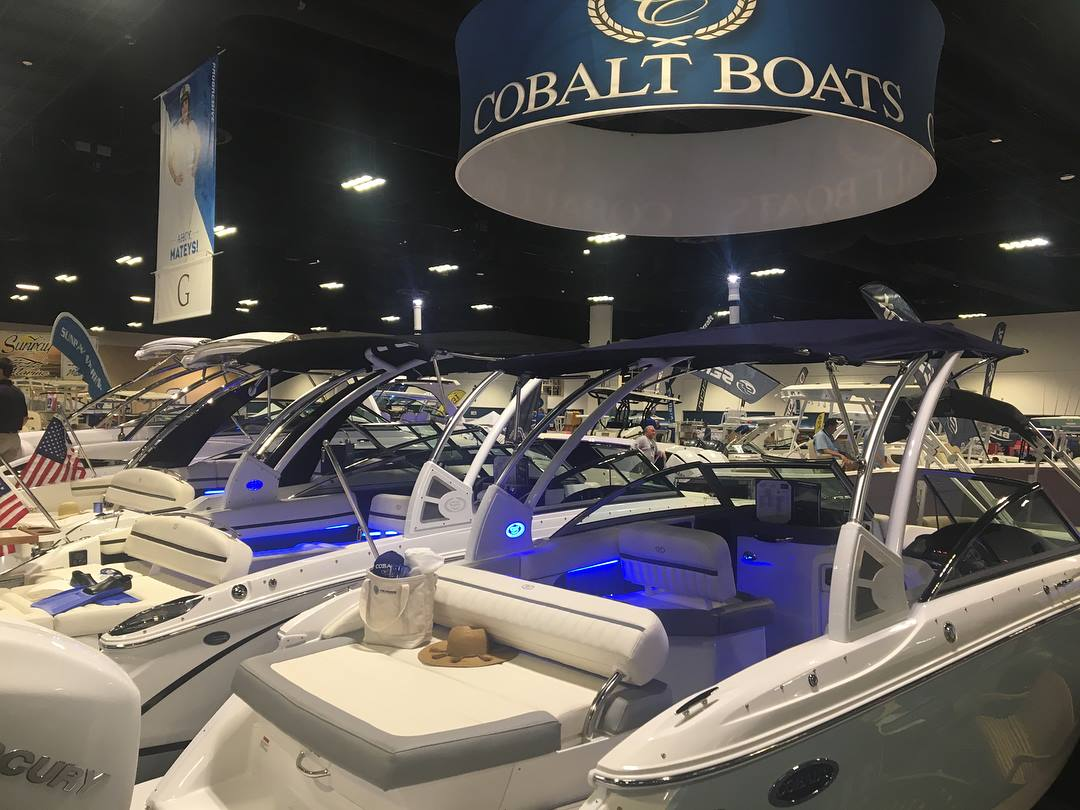 Image 1487: Florida Boat Shows 2