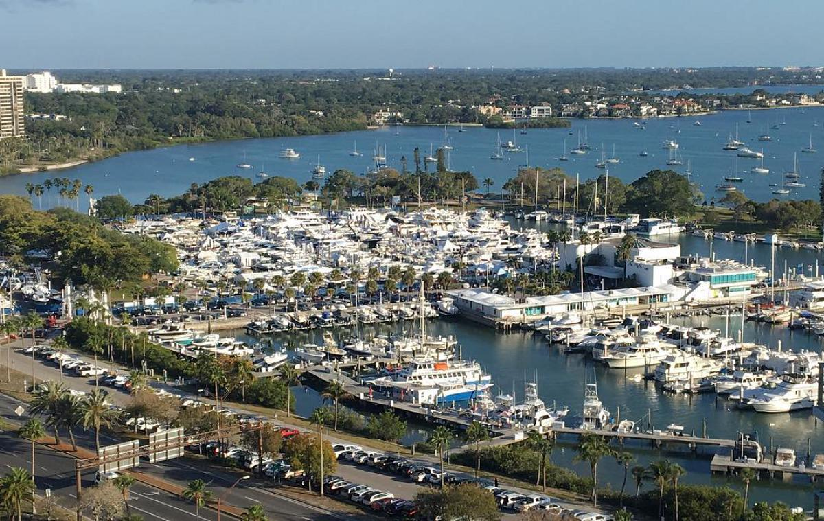 fort lauderdale boat show 2020
