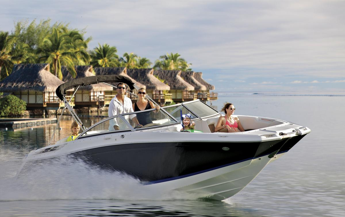 Spray In Bedliner Cost F150 >> How Much Does a New Boat Cost? | Tom George Yacht Group - TGYG