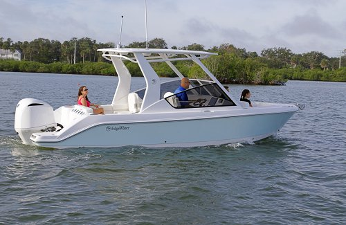 Review of the EdgeWater 230CX