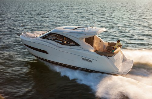 Review of Carver C37 Coupe