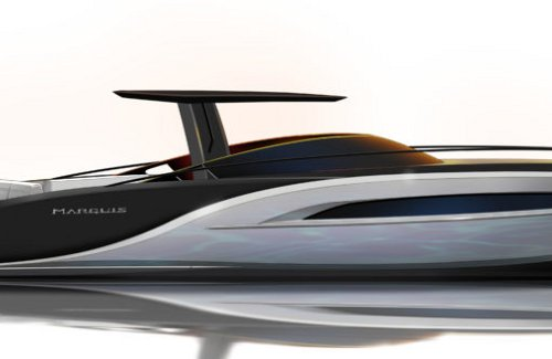 Introducing the 420 Marquis and the new line of Marquis luxury day boats