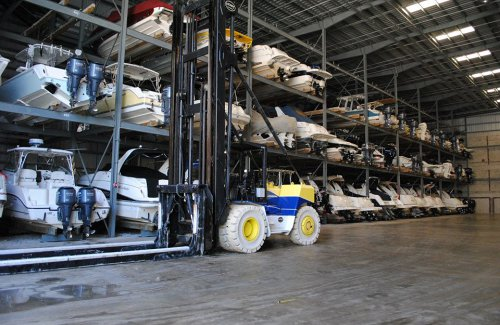 Boat Storage Options Explained & Common Questions