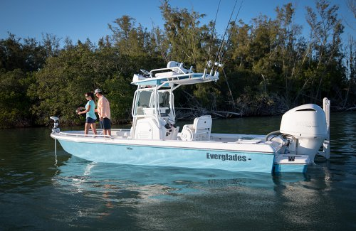 Review of the Everglades 243cc