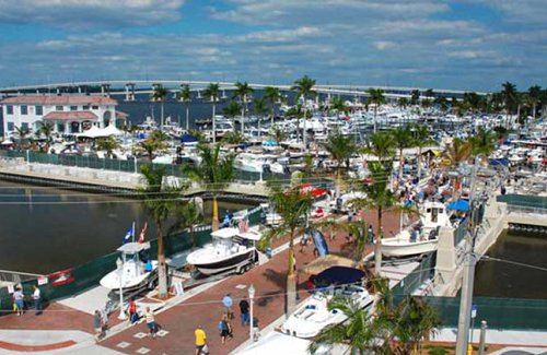 TGYG at the Fort Myers Boat Show