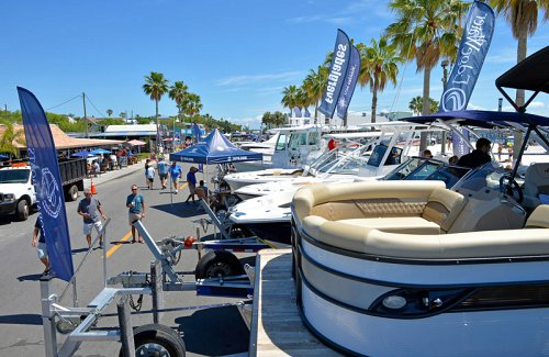 Gulfport Grand Prix Boat Show
