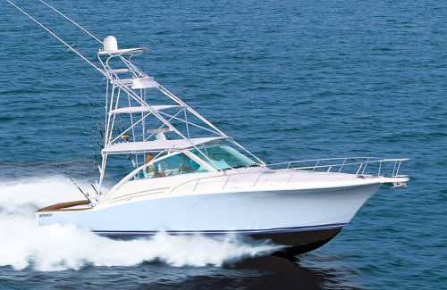 Tom George Yacht Group Commissions 2 New Hatteras Build Projects