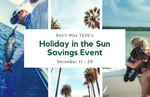 Holiday in the Sun Sales Event