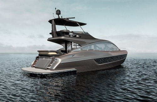 The Lexus LY 650 Debut Marks An Important Moment In The Recreational Yachting Industry