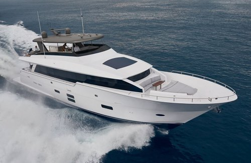 The Hatteras M90 Panacera