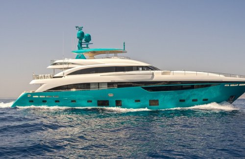 40 Meter Princess Motor Yacht Sold