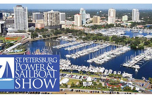 TGYG at the St. Petersburg Power & Sailboat Show