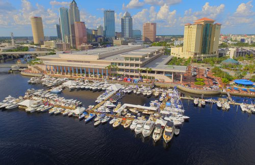 TGYG at the Tampa Boat Show