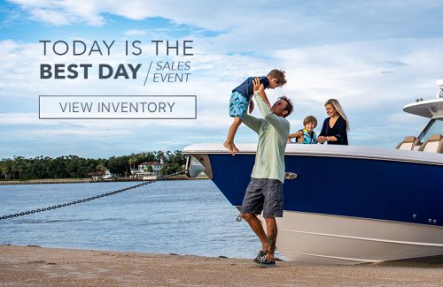 Today Is The Best Day Sales Event