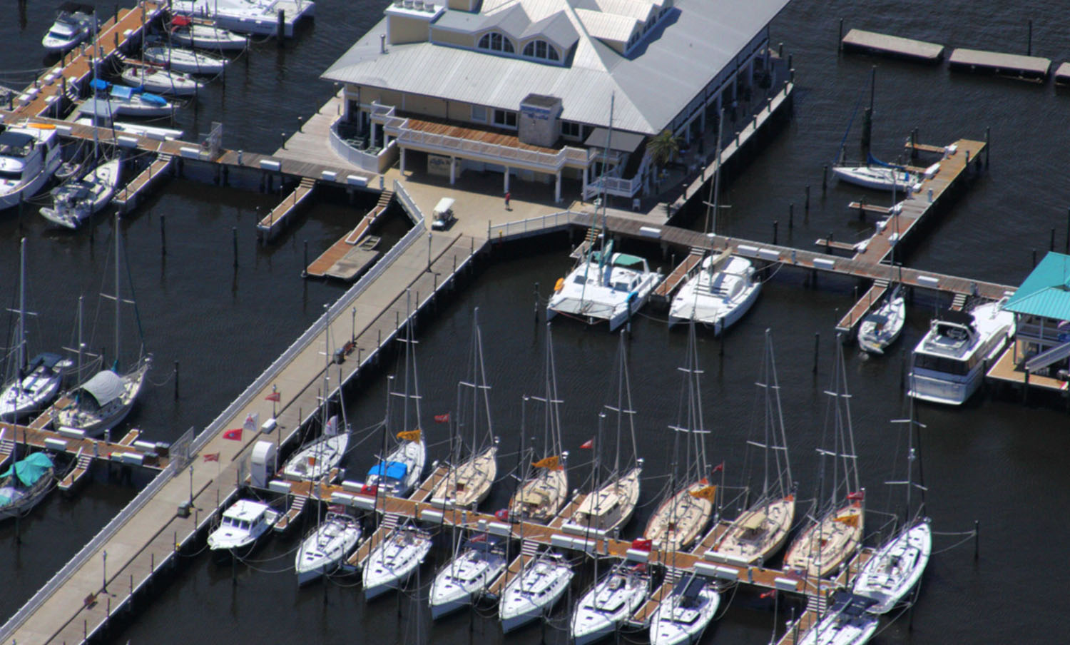 The Best Marinas on Florida's West Coast | Tom George Yacht
