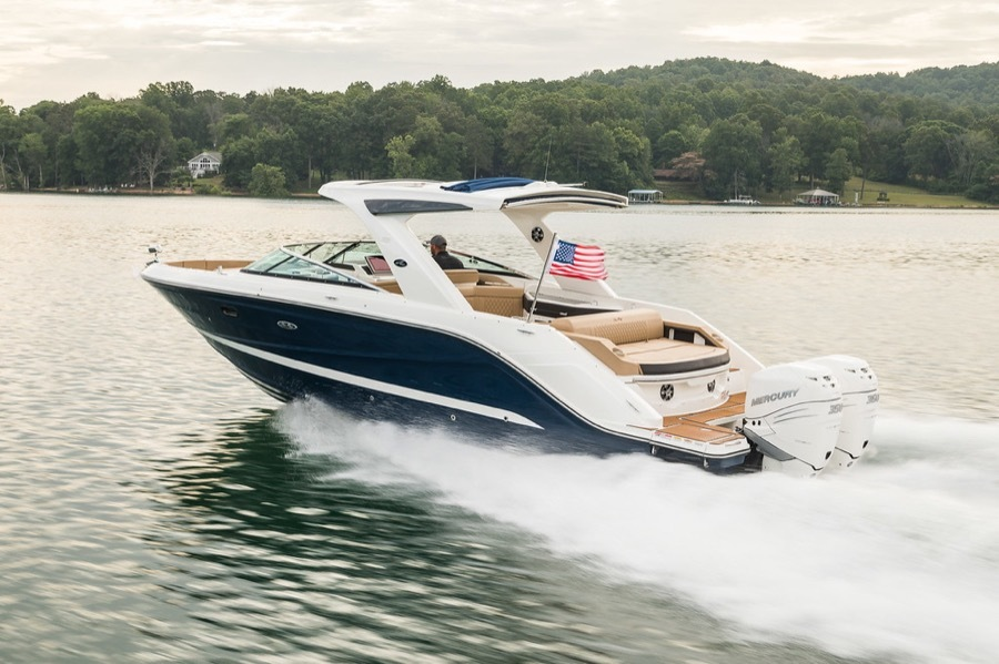 Image 1630: sea ray 310slx