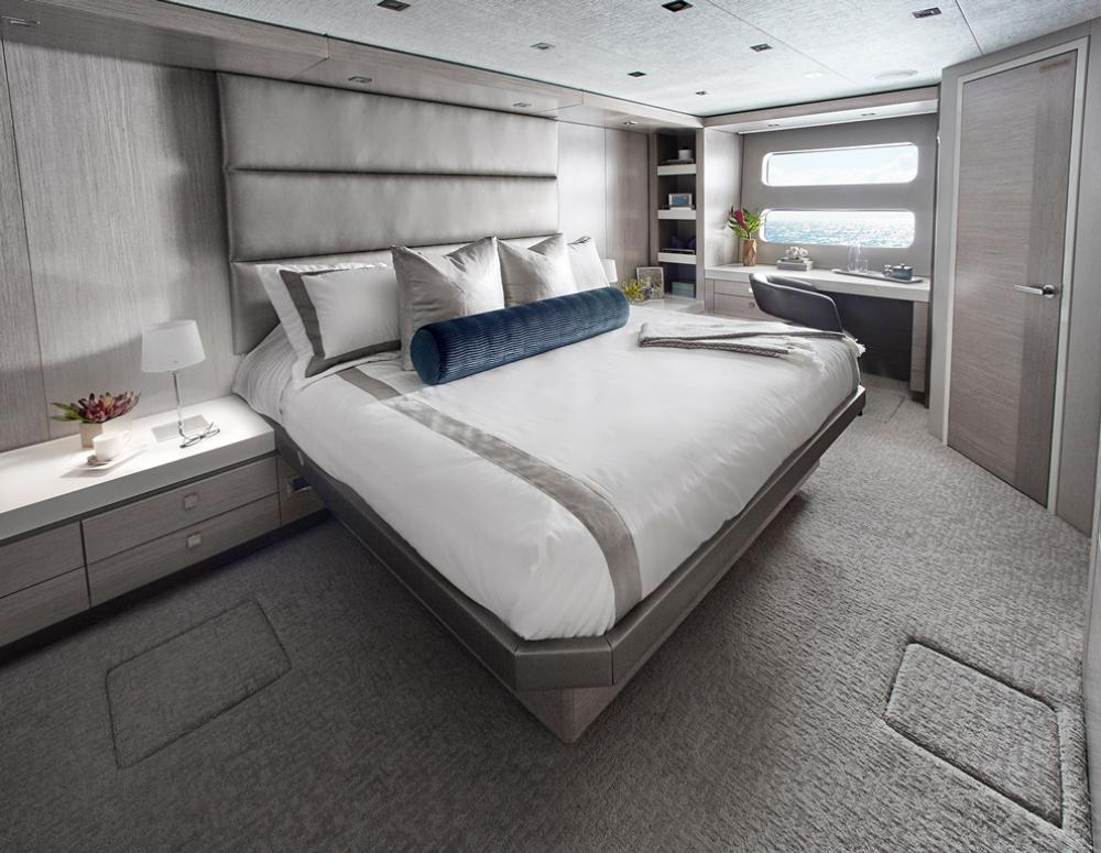 Image 1641: yacht bedroom