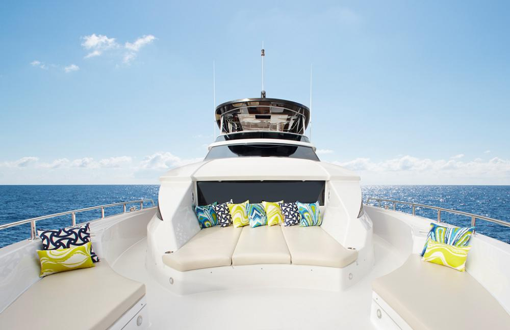 Image 1639: yacht deck