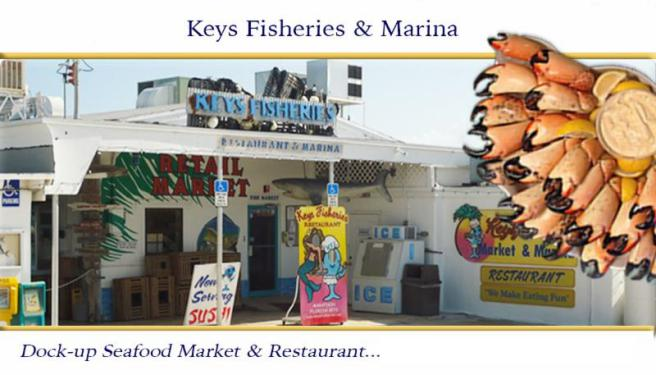 Keys Fisheries & Marina