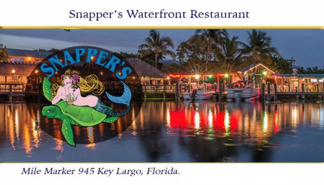 Snappers Waterfront Restaurant