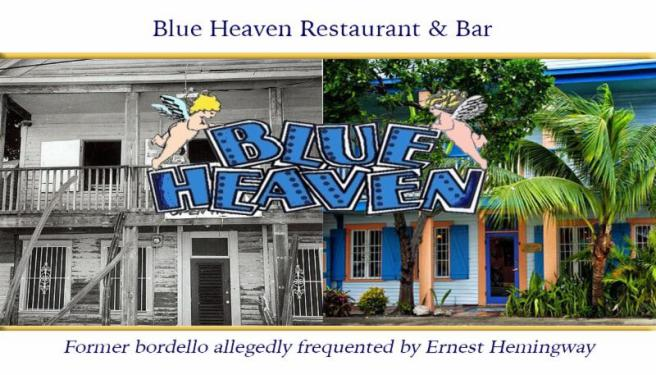 Blue Heaven Restaurant & Bar